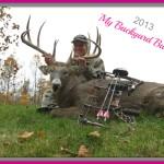 My Backyard Buck