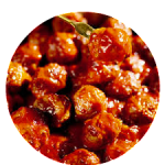 Sweet and Sour Venison Meatballs