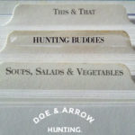 Recipe For Hunting Buddies