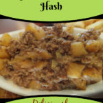 Easy Ground Venison Hash
