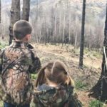 HUNTING WITH MY CHILDREN